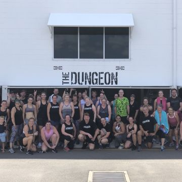 the dungeon group